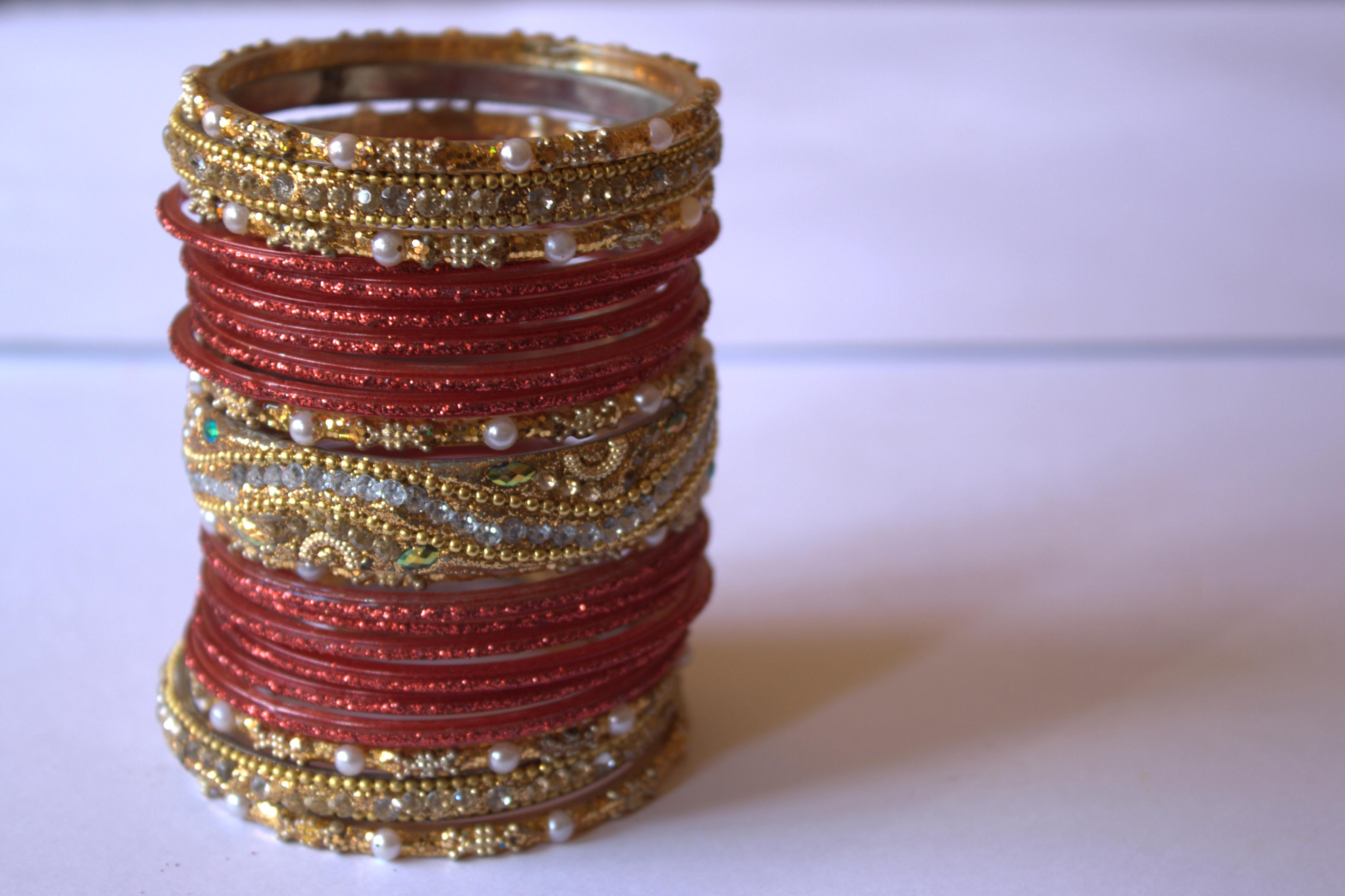 bangles, indian, ethnic, jewelry